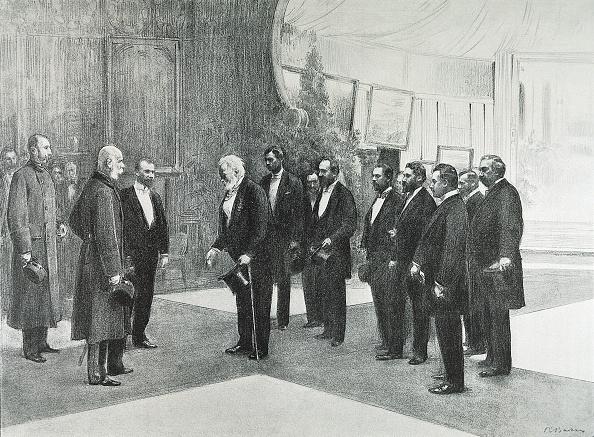 Imagno「Emperor Francis Joseph at an exhibition」:写真・画像(4)[壁紙.com]