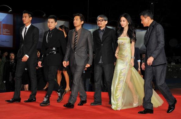 "Angelababy「""Tai Chi O"" Premiere - The 69th Venice Film Festival」:写真・画像(14)[壁紙.com]"