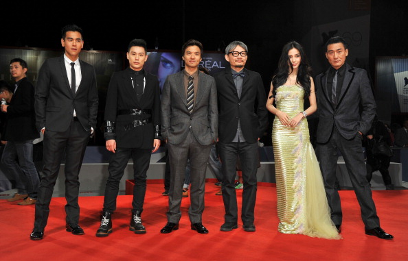 "Angelababy「""Tai Chi O"" Premiere - The 69th Venice Film Festival」:写真・画像(9)[壁紙.com]"