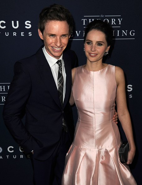 "Focus Features「Premiere Of Focus Features' ""The Theory Of Everything"" - Red Carpet」:写真・画像(0)[壁紙.com]"