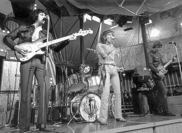 Rock Music「The Who Live」:写真・画像(5)[壁紙.com]