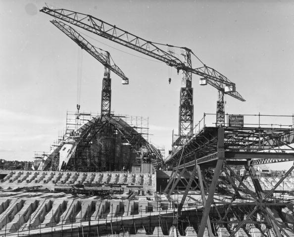 Construction Site「Sydney Opera House」:写真・画像(10)[壁紙.com]