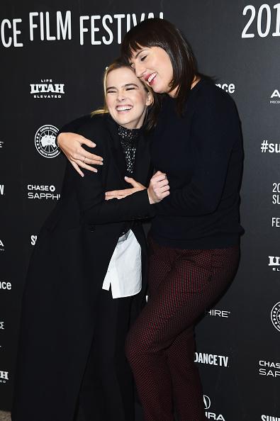 ポプリン「'Before I Fall' Premiere - 2017 Sundance Film Festival」:写真・画像(15)[壁紙.com]