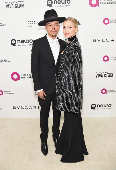 Ashlee Simpson「24th Annual Elton John AIDS Foundation's Oscar Viewing Party - Red Carpet」:写真・画像(14)[壁紙.com]