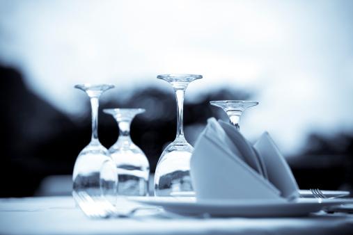 Place Setting「Artistic photograph of an elegant table setting」:スマホ壁紙(15)