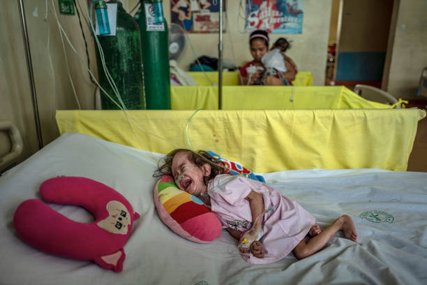 Measles Outbreak In The Philippines:ニュース(壁紙.com)