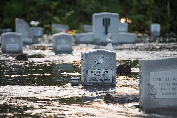 Bestpix「Flooding Inundates South Carolina Nearly 2 Weeks After Hurricane Florence Struck」:写真・画像(3)[壁紙.com]