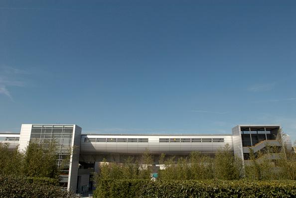 Copy Space「Pontoon Dock DLR station, East London, UK」:写真・画像(12)[壁紙.com]