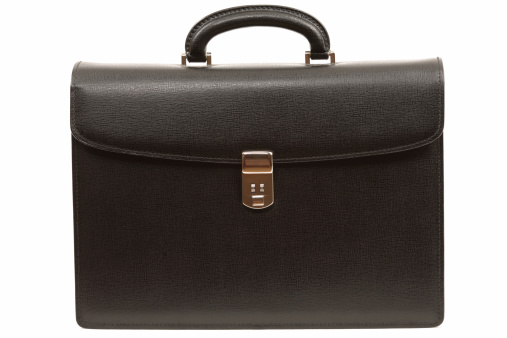 Black Color「Business Briefcase」:スマホ壁紙(15)