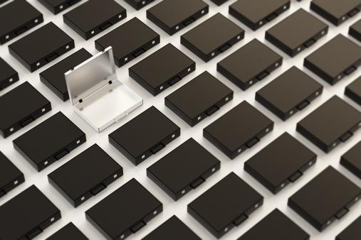 Briefcase「Business Briefcase Concept 3D」:スマホ壁紙(8)