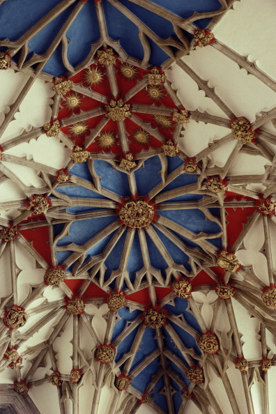 Single Object「Abbey Ceiling」:写真・画像(14)[壁紙.com]
