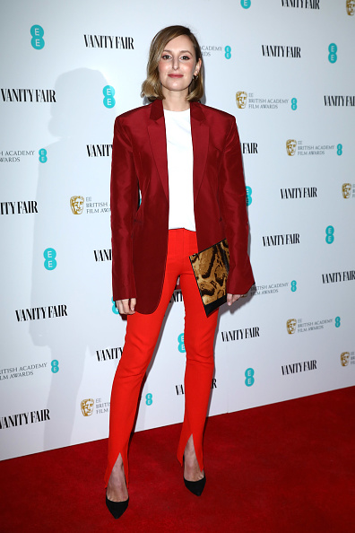 Red Pants「Vanity Fair EE Rising Star Party - Red Carpet Arrivals」:写真・画像(0)[壁紙.com]