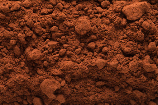 Crop - Plant「Cocoa Powder Background」:スマホ壁紙(5)