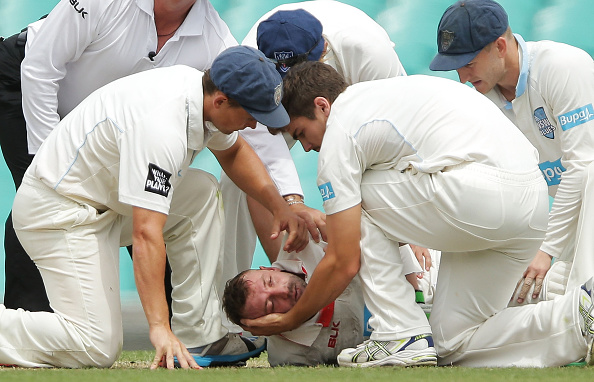 New South Wales「NSW v SA - Sheffield Shield: Day 1」:写真・画像(15)[壁紙.com]