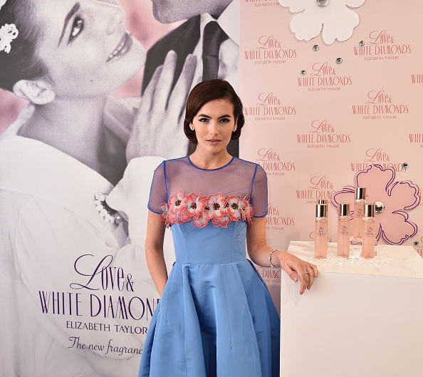 Camilla Belle「Actress Camilla Belle Co-Hosts Elizabeth Taylor Love & White Diamonds New Fragrance Launch」:写真・画像(3)[壁紙.com]
