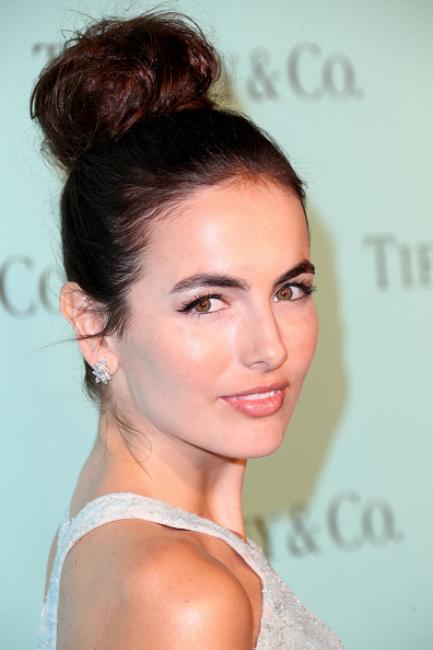 Camilla Belle「Tiffany And Co. Celebrates Unveiling Of Renovated Beverly Hills Store」:写真・画像(0)[壁紙.com]