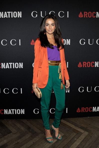 Camilla Belle「Gucci And RocNation Pre-GRAMMY Brunch - Red Carpet」:写真・画像(0)[壁紙.com]