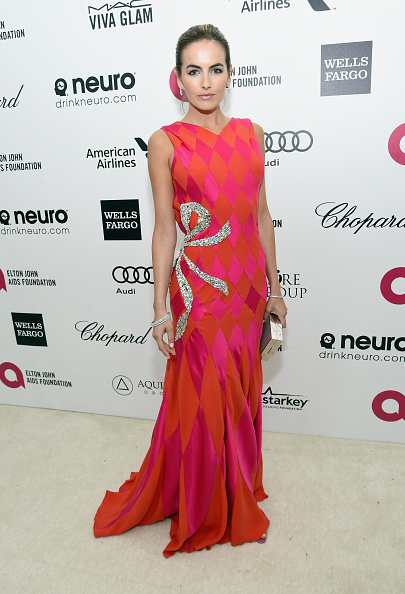 Camilla Belle「23rd Annual Elton John AIDS Foundation Academy Awards Viewing Party - Red Carpet」:写真・画像(3)[壁紙.com]
