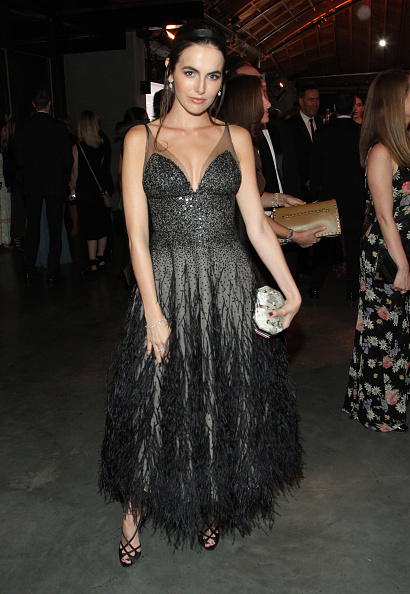 Camilla Belle「Fifth Annual Baby2Baby Gala, Presented By John Paul Mitchell Systems - Cocktail」:写真・画像(8)[壁紙.com]