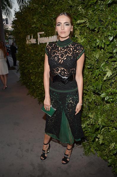 Camilla Belle「Ferragamo Celebrates 100 Years In Hollywood」:写真・画像(6)[壁紙.com]