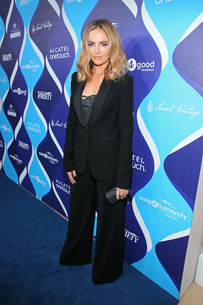 Camilla Belle「2nd Annual unite4:humanity Presented By ALCATEL ONETOUCH - Red Carpet」:写真・画像(5)[壁紙.com]