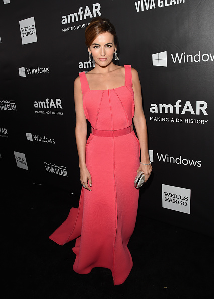 Camilla Belle「amfAR Inspiration Los Angeles 2014 - Red Carpet」:写真・画像(19)[壁紙.com]