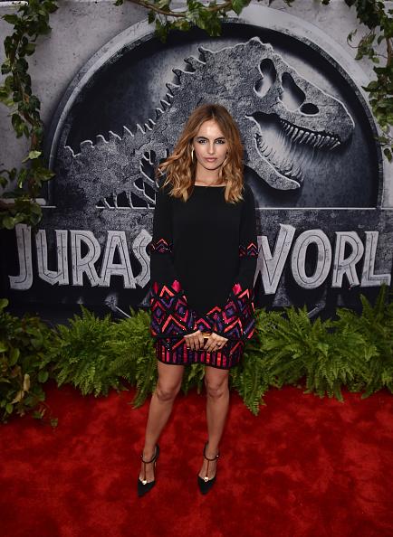 "Camilla Belle「Premiere Of Universal Pictures' ""Jurassic World"" - Red Carpet」:写真・画像(18)[壁紙.com]"