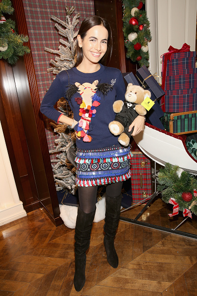 Camilla Belle「Brooks Brothers Celebrates the Holidays with St. Jude Children's Research Hospital」:写真・画像(1)[壁紙.com]