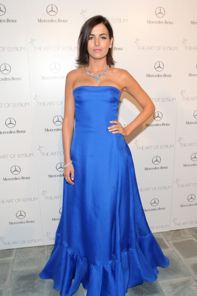 Camilla Belle「The Art of Elysium's 7th Annual HEAVEN Gala Presented by Mercedes-Benz - Red Carpet」:写真・画像(12)[壁紙.com]