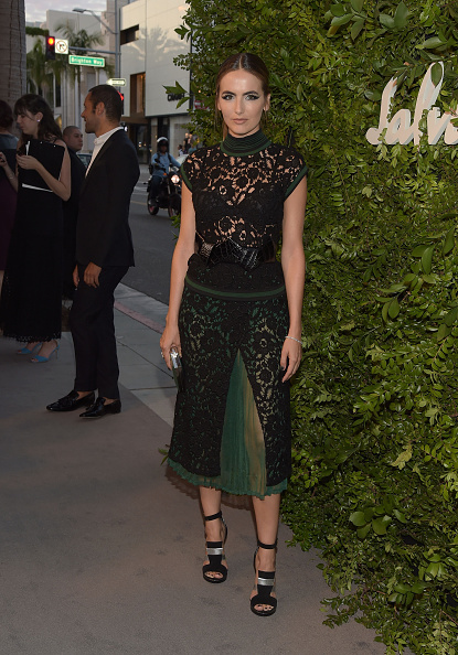 Camilla Belle「Salvatore Ferragamo Celebrates 100 Years In Hollywood With The Newly Unveiled Rodeo Drive Flagship」:写真・画像(3)[壁紙.com]