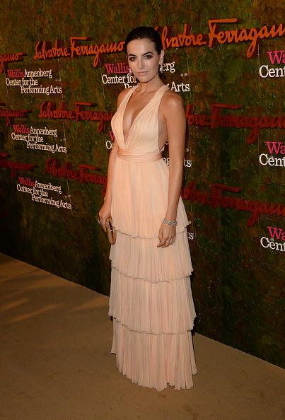 Camilla Belle「Wallis Annenberg Center For The Performing Arts Inaugural Gala Presented By Salvatore Ferragamo - Red Carpet」:写真・画像(3)[壁紙.com]