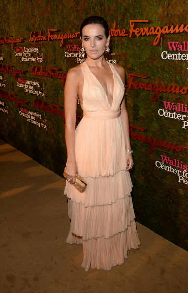 Camilla Belle「Wallis Annenberg Center For The Performing Arts Inaugural Gala Presented By Salvatore Ferragamo - Red Carpet」:写真・画像(4)[壁紙.com]
