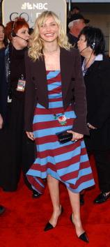 Side Swept Bangs「59th Annual Golden Globe Awards」:写真・画像(15)[壁紙.com]