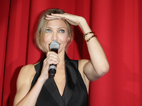 "Film Premiere「""Bad Teacher"" Germany Premiere」:写真・画像(10)[壁紙.com]"
