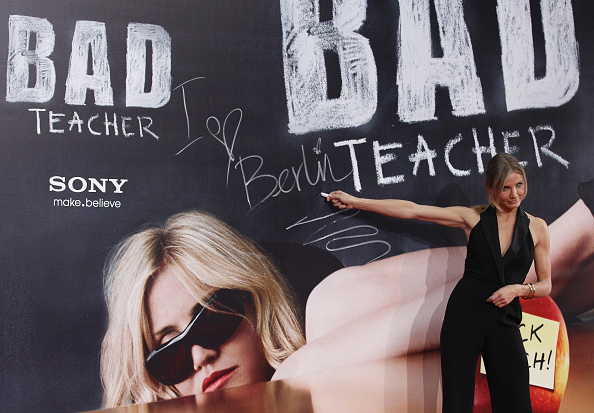 "Film Premiere「""Bad Teacher"" Germany Premiere」:写真・画像(11)[壁紙.com]"