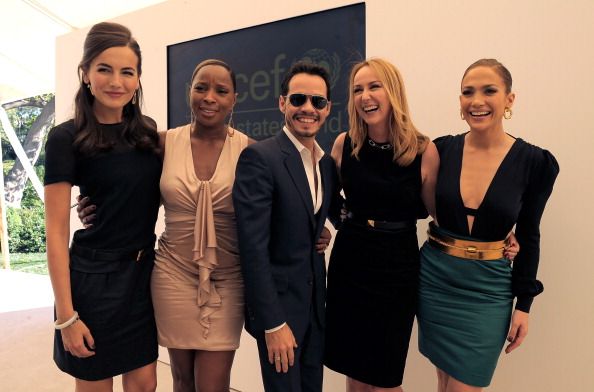 Frida Giannini「The First Annual UNICEF Women Of Compassion Luncheon」:写真・画像(3)[壁紙.com]