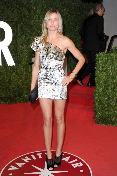 Leopard Print「2011 Vanity Fair Oscar Party Hosted By Graydon Carter - Arrivals」:写真・画像(19)[壁紙.com]