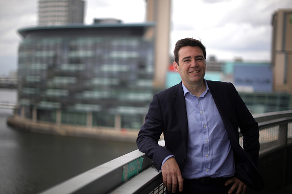 Shadow「Andy Burnham Launches His Bid To Become Mayor Of Manchester」:写真・画像(3)[壁紙.com]