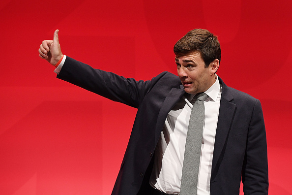 Shadow「Andy Burnham Addresses Labour Party Conference」:写真・画像(9)[壁紙.com]