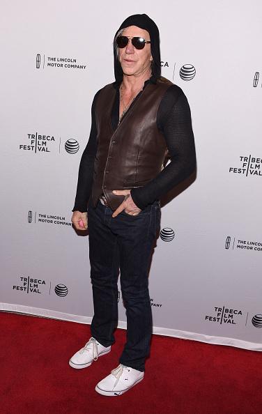 ミッキー・ローク「'Ashby' Premiere - 2015 Tribeca Film Festival」:写真・画像(12)[壁紙.com]