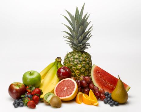 Food Pyramid「Fruits food group still life」:スマホ壁紙(15)