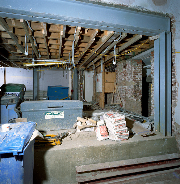Renovation「Refurbishment of a large private property in South Kensington, London」:写真・画像(10)[壁紙.com]