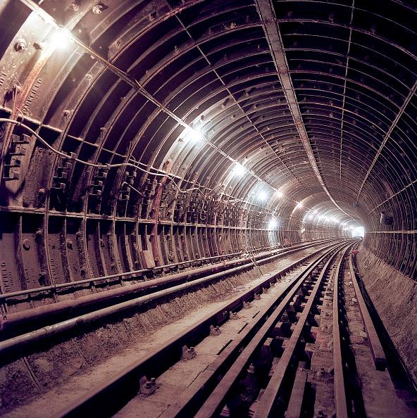 Blank「Refurbishment of Angel Underground station. London, United Kingdom.」:写真・画像(1)[壁紙.com]