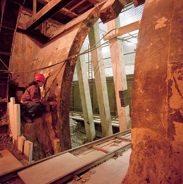 2002「Refurbishment of Angel Underground station. London, United Kingdom.」:写真・画像(12)[壁紙.com]