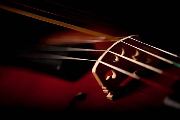 Violin on black:スマホ壁紙(壁紙.com)