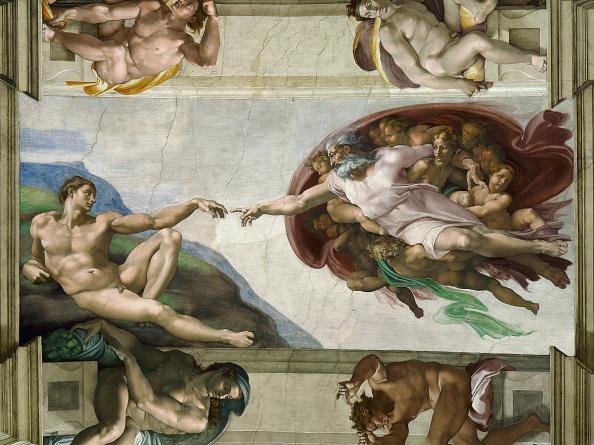 Garden Of Eden - Old Testament「The Creation Of Adam (Sistine Chapel Ceiling In The Vatican)」:写真・画像(15)[壁紙.com]