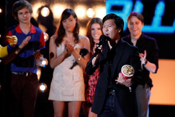 マイケル セラ「2010 MTV Movie Awards - Show」:写真・画像(4)[壁紙.com]