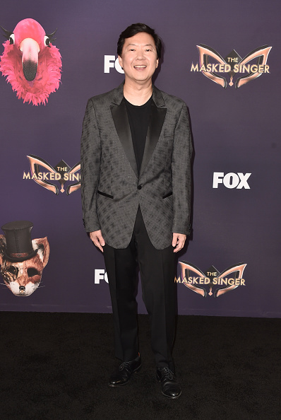"Patent Leather「Premiere Of FOX's ""The Masked Singer"" Season 2 - Arrivals」:写真・画像(15)[壁紙.com]"