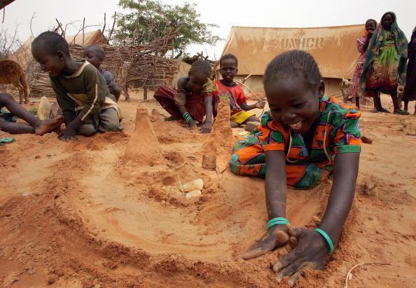 Village「Dafur Refugees Overwhelm Camps In Chad」:写真・画像(9)[壁紙.com]