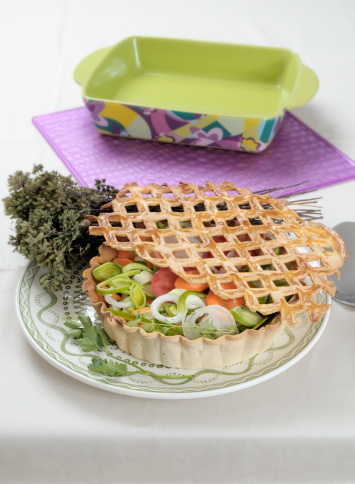 Natural Condition「Rustic Vegetable Tart」:スマホ壁紙(5)